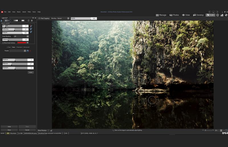 ACDSee Photo Studio Professional Screenshot